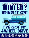 Winter Bring It 4WD
