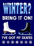 Winter Bring It Skates