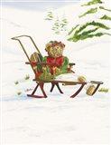 Bears Sleigh Ride