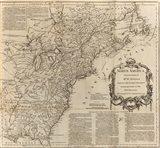 North America 1755