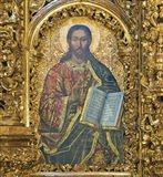 Gold Christ