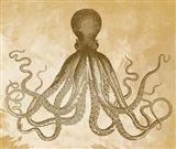 Golden Octopus