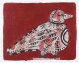 Mardi Gras Bird 19