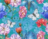 Roses And Butterflies (Pattern)