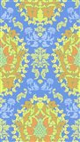 Blue & Yellow (Pattern)