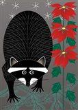 Raccoon Xmas