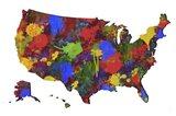 U.S.A. Map 7