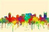 Nashville Tennessee Skyline-SG