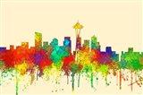 Seattle Washington Skyline -SG