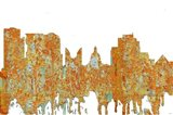 Edmonton Alta Skyline - Rust