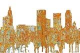 Tulsa Oklahoma - Rust