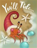Santa Crab