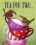 Teacups and Birds