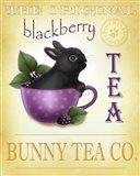 Blackberry Tea Bunny