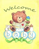 Baby Bear Welcome