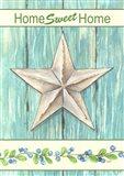 Blue Star Sweet Home