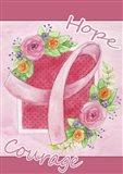Pink Hope Flower