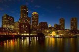 Night At Rowes Wharf