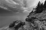 Bass Harbor Mood BW