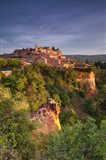Sunrise Over Roussillon - Vertical