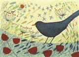 Spring Blackbird 1