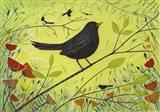 Spring Blackbird 2