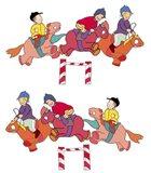 Horses Pattern