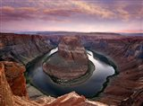 Horseshoe Bend Dusk