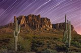 Lost Dutchman Star Trails