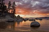 Sand Harbor Sunset orton