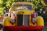 Gold King Mine Yellow Truck