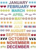 Rainbow Months