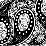 Paisley Party B/W