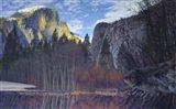 Yosemite Reflection 2 Color