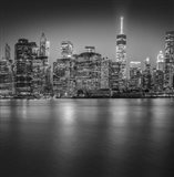 Manhattan Skyline Night 3