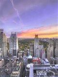 Amanecer Otonal en Central Park Vertical