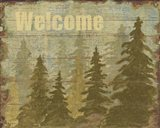 Woodland Welcome II