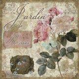 Jardin de Fleurs I