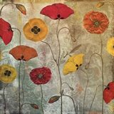 Dancing Poppies III
