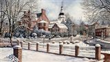 Winter in Annapolis