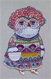 Mexican Folk Owl