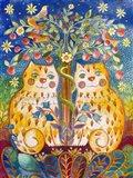 Catsin the Garden of Eden
