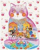 Pink Cat 1