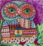 Folk Owl 1