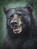 Black Bear Totem