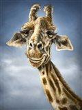 Giraffe Totem