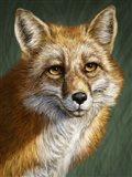 Red Fox Totem
