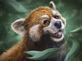 Red Panda Totem