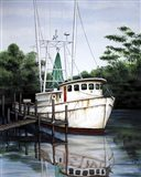 Jax Shrimp Boat