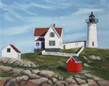 Nubble Light House3